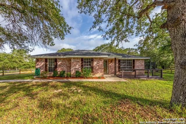 167 Montesito Ln, Floresville, TX 78114 (MLS #1548954) :: Tom White Group
