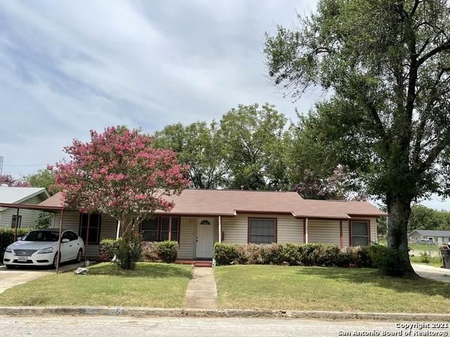 111 Coral Ave, San Antonio, TX 78223 (MLS #1548964) :: Countdown Realty Team