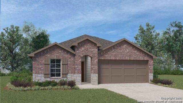 367 Pebble Creek Run, New Braunfels, TX 78130 (MLS #1548988) :: Carter Fine Homes - Keller Williams Heritage