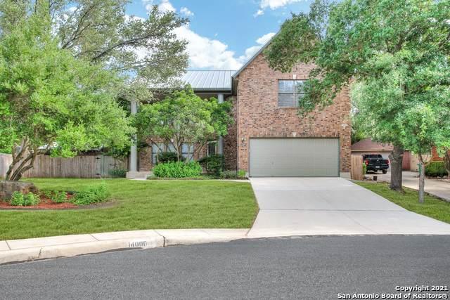14006 Cougar Pt, San Antonio, TX 78230 (MLS #1549002) :: Carter Fine Homes - Keller Williams Heritage