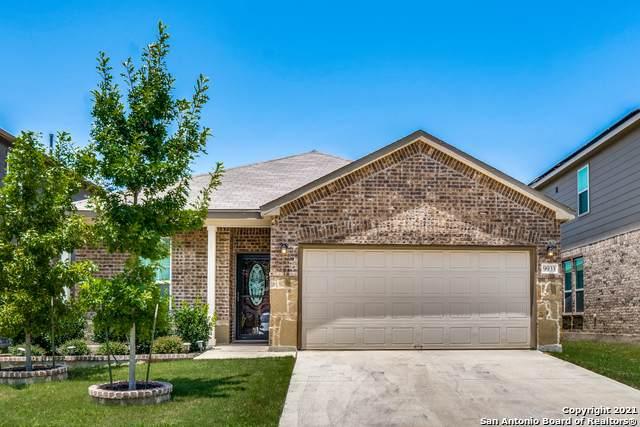 9933 Waddie Ln, San Antonio, TX 78254 (MLS #1549011) :: REsource Realty