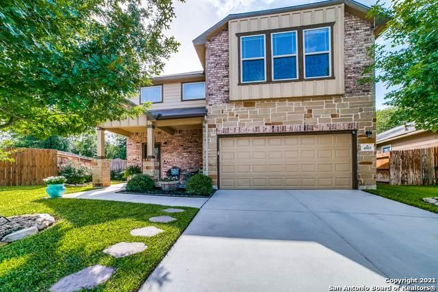 4503 Sabine, San Antonio, TX 78223 (MLS #1549015) :: The Castillo Group