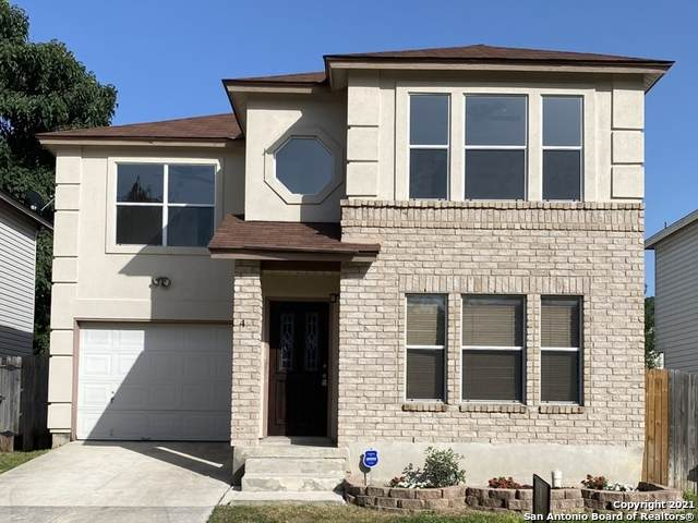 42 Messenger Crk, San Antonio, TX 78238 (MLS #1549032) :: Alexis Weigand Real Estate Group