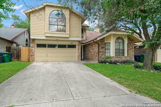 7627 Dyewood, San Antonio, TX 78249 (MLS #1549050) :: Carter Fine Homes - Keller Williams Heritage