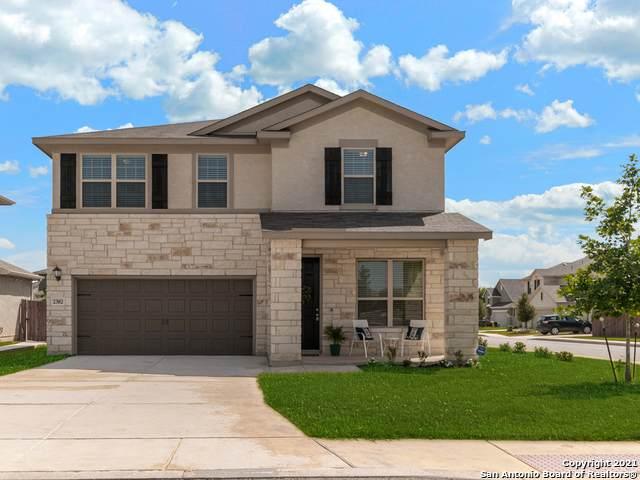 2302 Castello Way, San Antonio, TX 78259 (MLS #1549053) :: EXP Realty