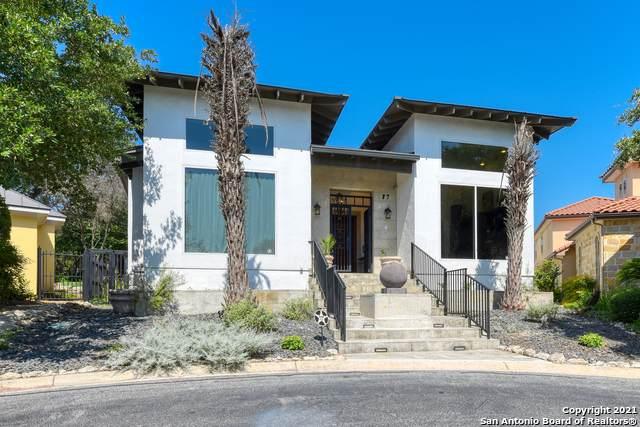 17 Aston Glen, San Antonio, TX 78257 (MLS #1549070) :: The Castillo Group