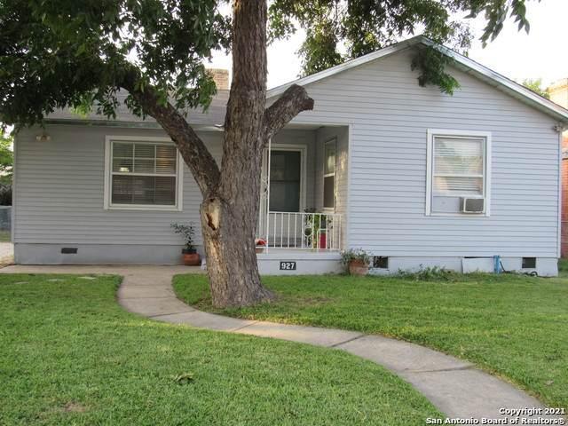 927 Mcilvaine, San Antonio, TX 78201 (MLS #1549119) :: The Gradiz Group