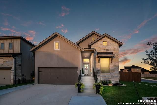 2308 Calate Ridge, San Antonio, TX 78253 (MLS #1549149) :: Exquisite Properties, LLC