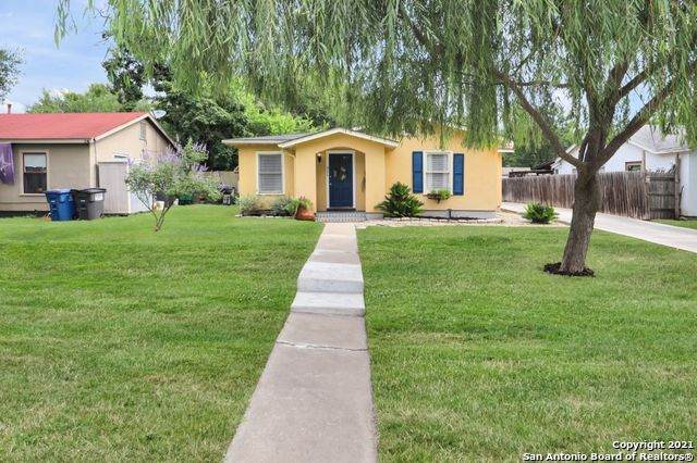 311 Marquette Dr, San Antonio, TX 78228 (MLS #1549155) :: NewHomePrograms.com