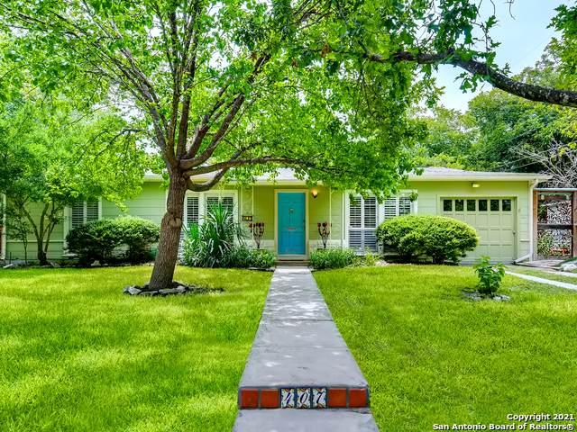407 Greenwich Blvd, San Antonio, TX 78209 (MLS #1549156) :: The Mullen Group | RE/MAX Access