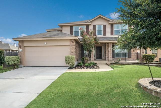 8726 Civil Crossing, Converse, TX 78109 (MLS #1549201) :: The Glover Homes & Land Group