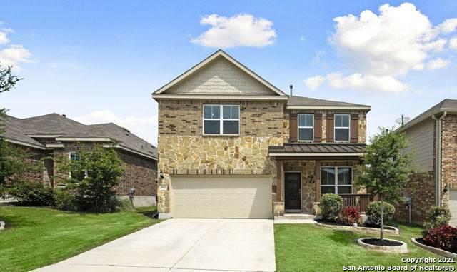 7623 Paraiso Crest, Boerne, TX 78015 (MLS #1549241) :: Beth Ann Falcon Real Estate