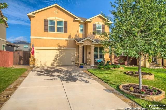8123 Cimarron Ranch, San Antonio, TX 78254 (MLS #1549248) :: REsource Realty