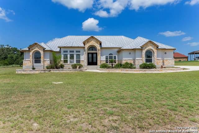 132 Abrego Run, Floresville, TX 78114 (MLS #1549258) :: Tom White Group