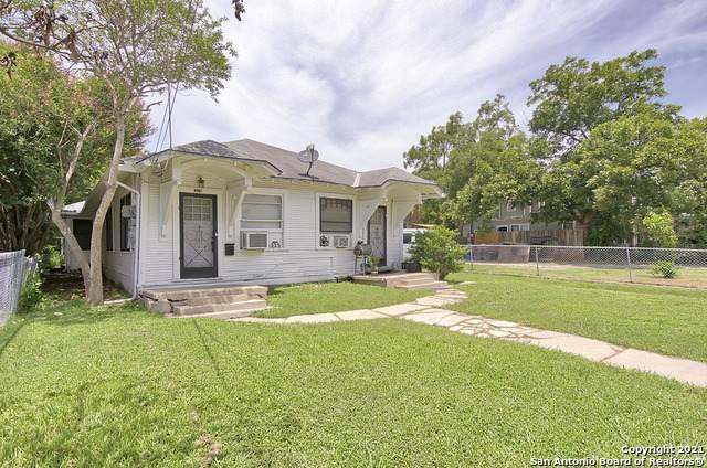 325 Hammond Ave, San Antonio, TX 78210 (MLS #1549275) :: EXP Realty