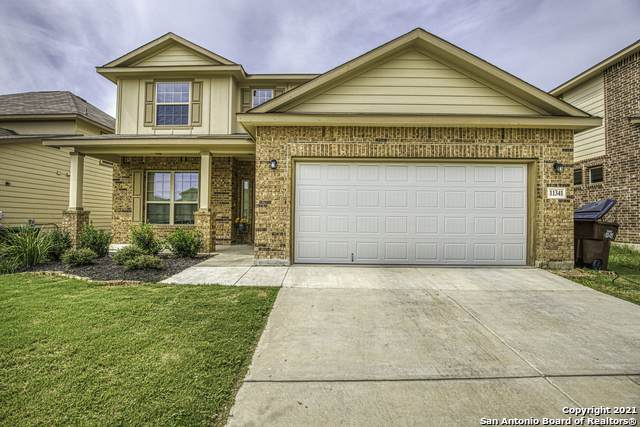 11341 Jazzstar, San Antonio, TX 78245 (MLS #1549284) :: Carter Fine Homes - Keller Williams Heritage