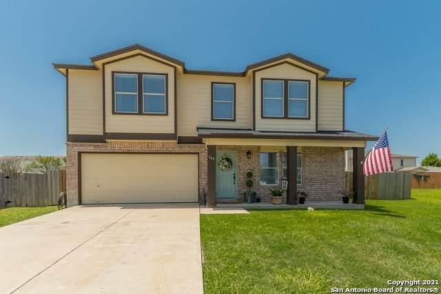 649 Northhill Cir, New Braunfels, TX 78130 (MLS #1549290) :: The Real Estate Jesus Team