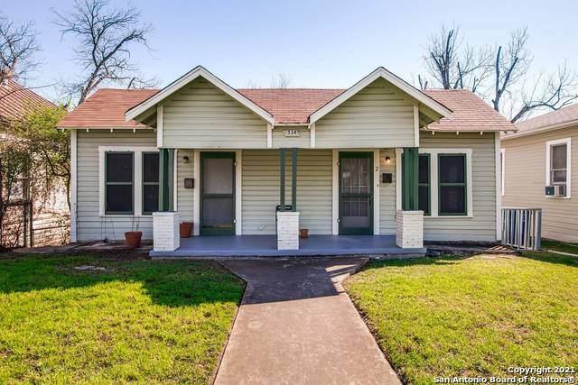 534 W Mulberry Ave, San Antonio, TX 78212 (MLS #1549302) :: Tom White Group