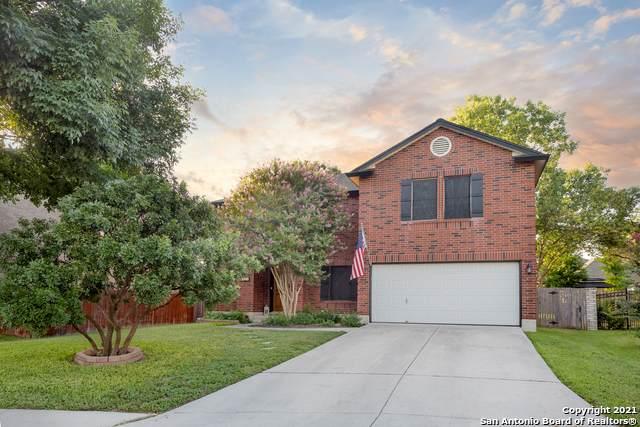 2110 Cougar Ridge, San Antonio, TX 78230 (MLS #1549354) :: Carter Fine Homes - Keller Williams Heritage