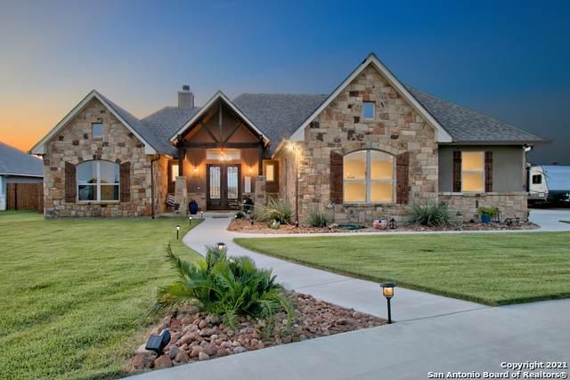 420 Kimbrough Rd, Seguin, TX 78155 (MLS #1549373) :: Santos and Sandberg