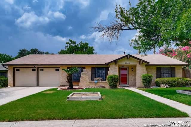 6203 Deerskin St, San Antonio, TX 78238 (MLS #1549412) :: EXP Realty