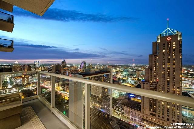 610 E Market St #2504, San Antonio, TX 78205 (MLS #1549423) :: JP & Associates Realtors