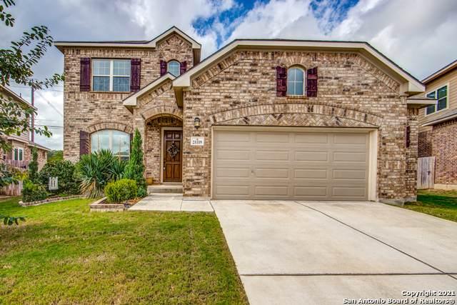 21119 Amalfi Oaks, San Antonio, TX 78259 (MLS #1549434) :: The Glover Homes & Land Group
