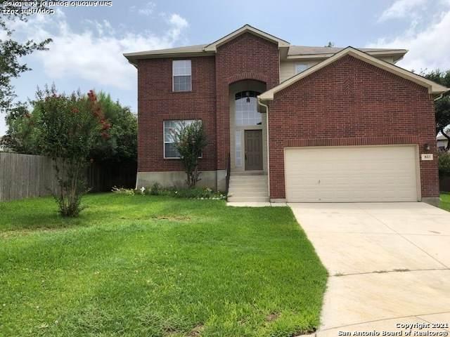 803 Point Cv, San Antonio, TX 78253 (#1549436) :: Zina & Co. Real Estate