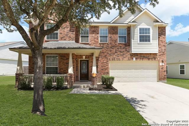 4918 Gemsbuck Chase, San Antonio, TX 78251 (MLS #1549456) :: Santos and Sandberg