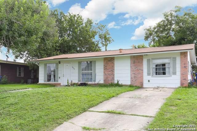 343 Concio St, San Antonio, TX 78227 (MLS #1549492) :: Countdown Realty Team