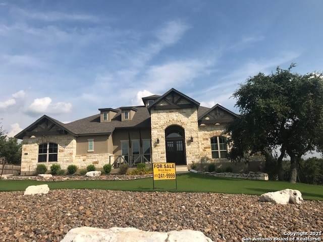 12710 Bluff Spurs Trail, Helotes, TX 78023 (MLS #1549497) :: Carolina Garcia Real Estate Group