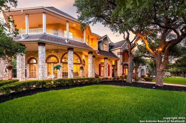 8040 Rolling Acres Trail, Fair Oaks Ranch, TX 78015 (MLS #1549525) :: JP & Associates Realtors