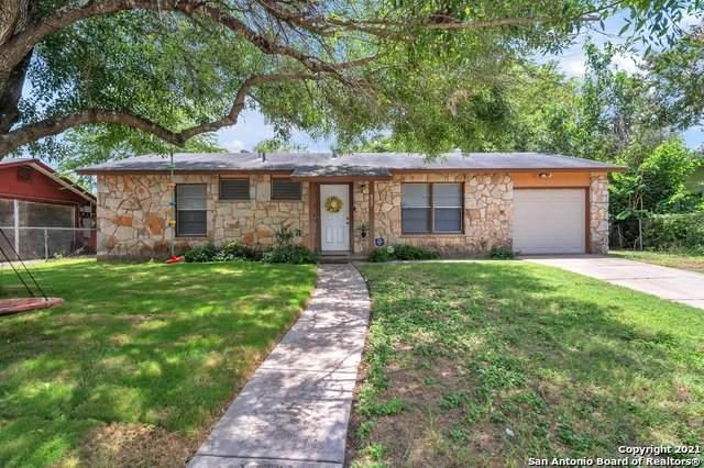 7630 Westrock Dr, San Antonio, TX 78227 (MLS #1549527) :: The Gradiz Group