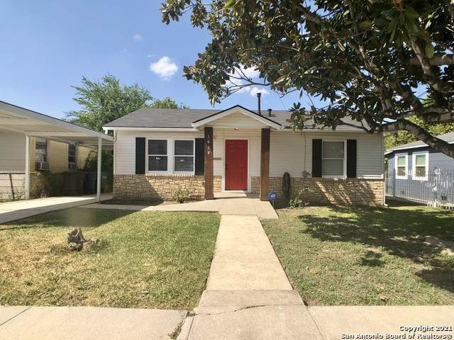 1639 Gorman, San Antonio, TX 78202 (MLS #1549580) :: JP & Associates Realtors