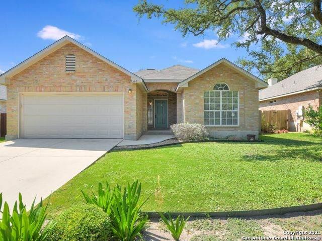 1108 Berry Creek Dr, Schertz, TX 78154 (MLS #1549596) :: Countdown Realty Team