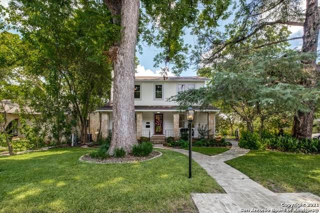 401 Harrison Ave, Alamo Heights, TX 78209 (MLS #1549597) :: The Mullen Group | RE/MAX Access
