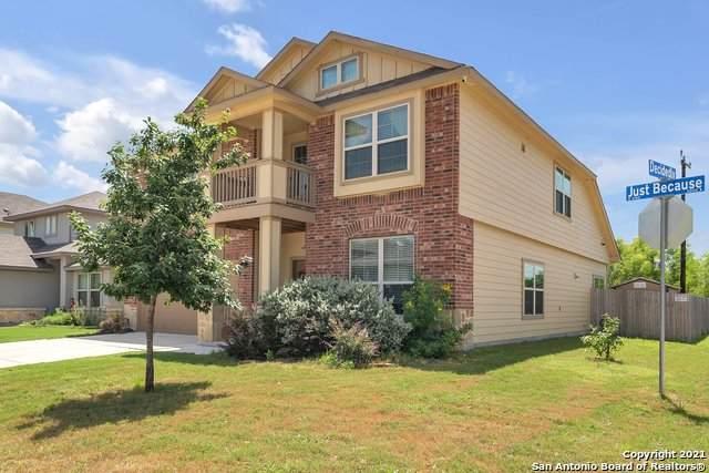 3103 Just Because, San Antonio, TX 78245 (MLS #1549690) :: Carter Fine Homes - Keller Williams Heritage