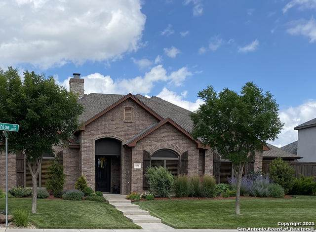 6401 Chloe Circle, AMARILLO, TX 79119 (MLS #1549730) :: The Rise Property Group