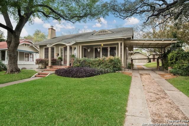325 E Huisache Ave, San Antonio, TX 78212 (MLS #1549746) :: The Gradiz Group