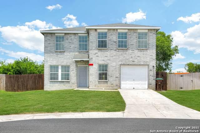 8603 Key North Way, Converse, TX 78109 (MLS #1549749) :: Concierge Realty of SA