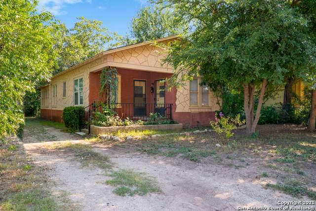 118 Fairview Ave, San Antonio, TX 78223 (MLS #1549750) :: Exquisite Properties, LLC