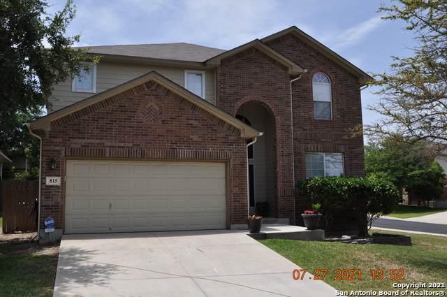 815 Point Valley, San Antonio, TX 78253 (#1549775) :: Zina & Co. Real Estate