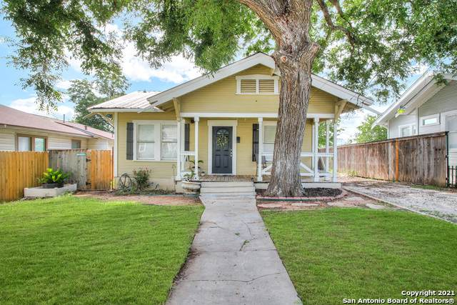 109 Harvard Terrace, San Antonio, TX 78201 (MLS #1549778) :: The Gradiz Group