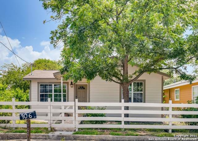 906 Nw 34th St, San Antonio, TX 78228 (MLS #1549780) :: Alexis Weigand Real Estate Group