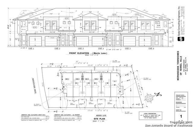 1002 Morningside Dr, Terrell Hills, TX 78209 (MLS #1549781) :: Concierge Realty of SA