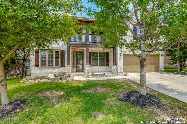1027 Windy Pond, San Antonio, TX 78260 (#1549788) :: Zina & Co. Real Estate