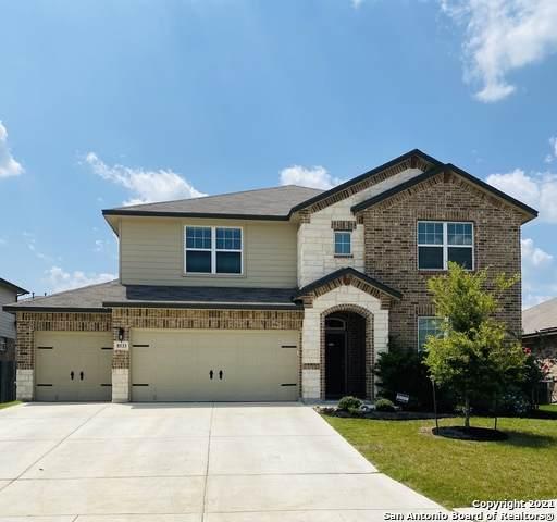 8533 Briscoe Flds, San Antonio, TX 78254 (MLS #1549818) :: Tom White Group