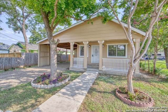 4634 Eldridge Ave, San Antonio, TX 78237 (MLS #1549824) :: Green Residential