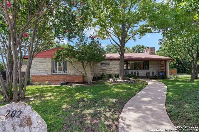 202 E Agarita Ave, San Antonio, TX 78212 (MLS #1549829) :: Texas Premier Realty