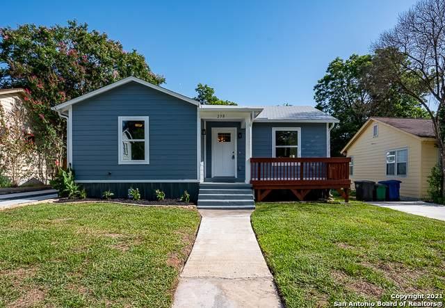 230 Pershing Ave, San Antonio, TX 78209 (MLS #1549834) :: Tom White Group
